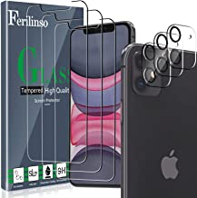 Ferilinso Screen Protector for iPhone 11 with 3 Pack...