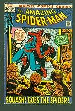 Amazing Spiderman 106 Vg Squash goes the Spider Marvel Comics