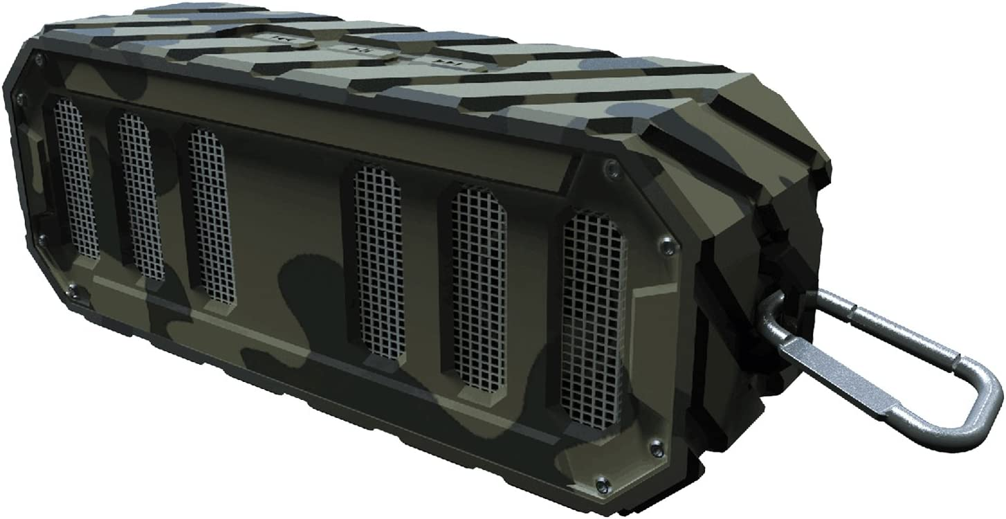 Selling and selling TUNES2GO WBS-GBC Rugged Rocker Waterproof Speaker Fashion Bluetooth