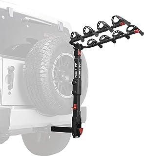 Jeep Wrangler Hitch Cargo Carrier