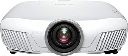 EPSON 爱普生 EH-TW7400 4K 增强型 2400流明投影仪-白色