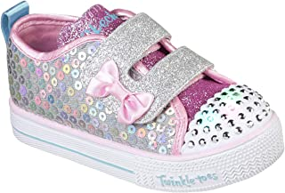 Skechers Kids Girls' Shuffle LITE-Mini Mermaid Sneaker