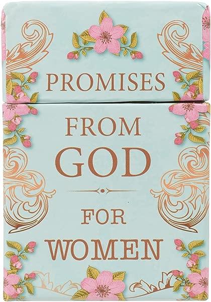 上帝对女性的承诺卡片一盒祝福