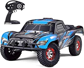 Tecesy Upgrade RC Cars, 1/12 Scale 4WD Off-Road Remote Control Car, High Speed 25Mph RC Truck/Monster Truck, Best RC Buggy...