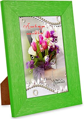 Beautiful Rose Day Quotation Photoframe & Musical Red Flower with Ring Hamper