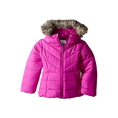 Columbia Kids Katelyn Cresttm Jacket (Little Kids/Big Kids) (Bright Plum 2) Girl