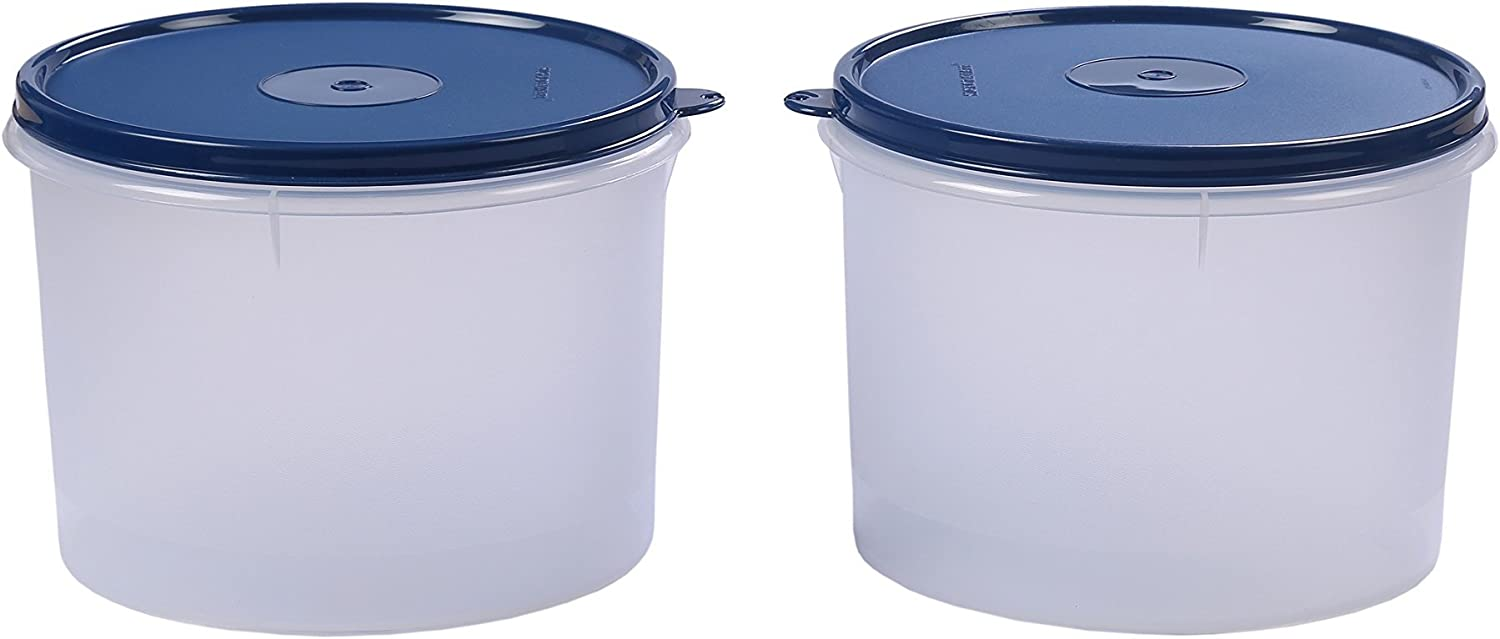 Signoraware Store Well Container Set, 2.5 Litres, Set of 2