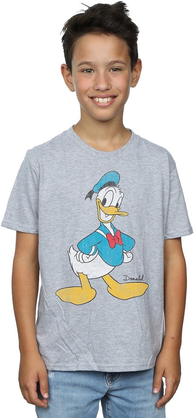 Disney Boys Mickey Mouse Classic Donald Duck T-Shirt
