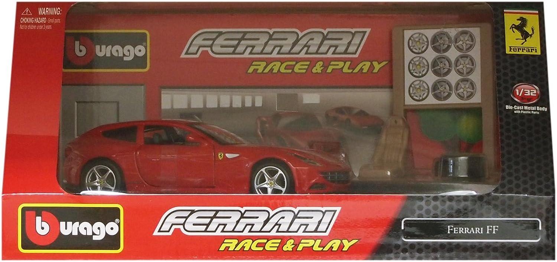 Blagoewgrad 1 32 Ferrari FF Red (japan import)