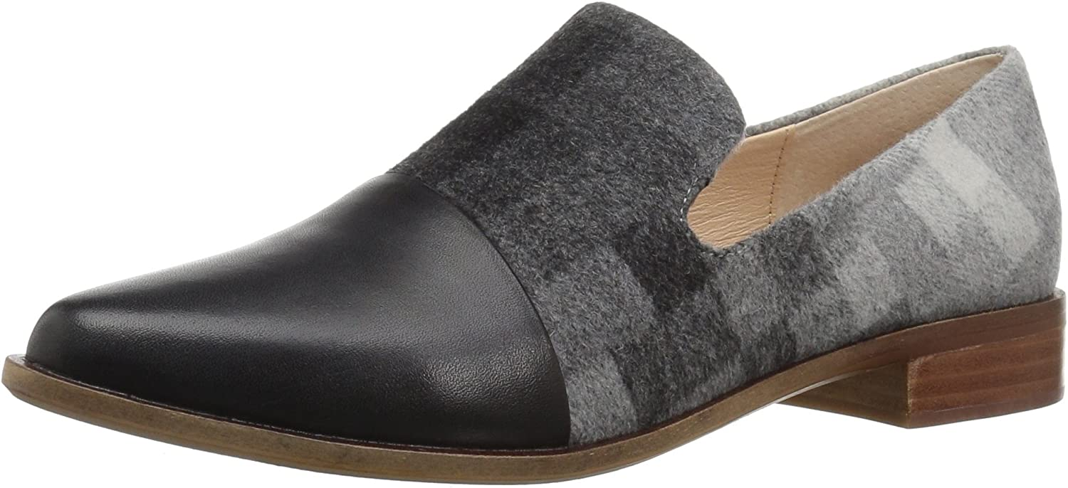 Kelsi Dagger Brooklyn Women's Loafer Safety Super popular specialty store and trust Amber Flat