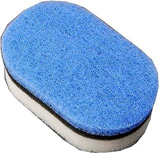 ヨシカワ 栗原はるみ 日本製 キッチンスポンジ ブルー 全幅6.9×全長11.3×高さ3.7cm HK10869