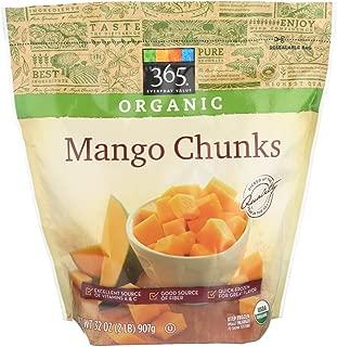 365 Everyday Value, Organic Mango Chunks, 32 oz, (Frozen)