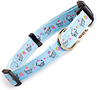 Stinky G Print Regular Dog Collar