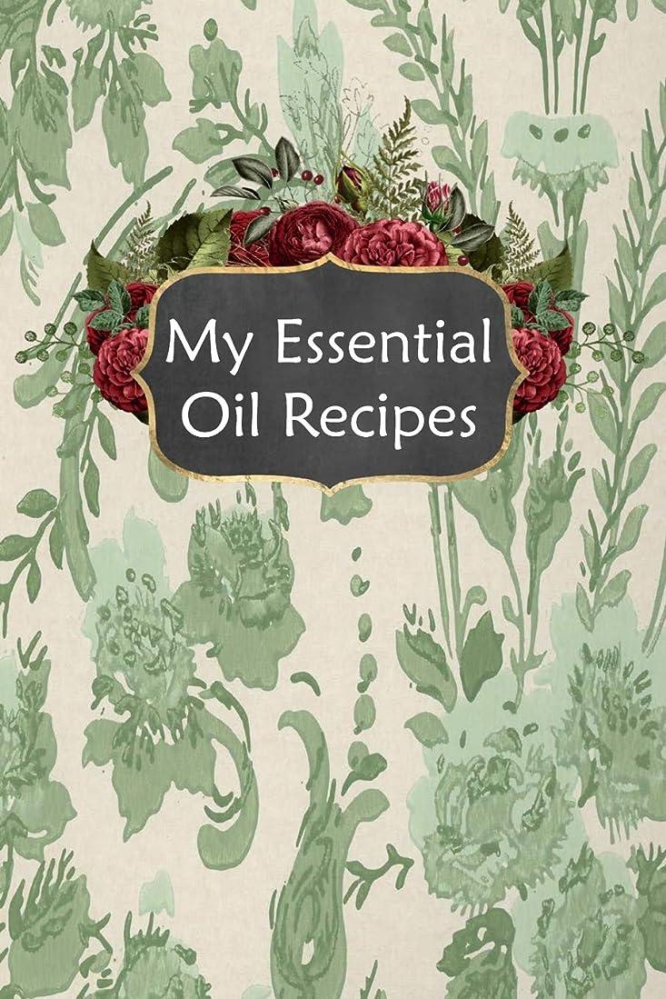 気分こねるパトロンMy Essential Oil Recipes: Blank Book To Write In For Aromatherapy Topical & Diffuser Recipe Natural Medicine Notebook For Women #14