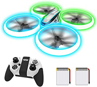 Q9s Drones for Kids,RC Drone with Altitude Hold and Headless Mode,Quadcopter with Blue&Green...