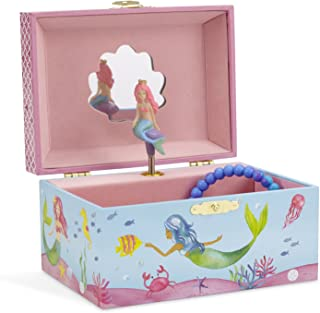 mermaid musical box