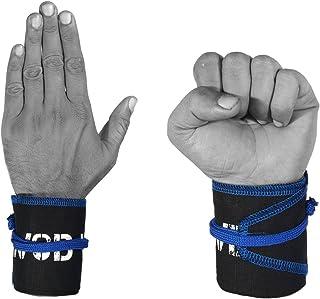WOD Wear Wrist Wraps for Powerlifting, Strength Training,...
