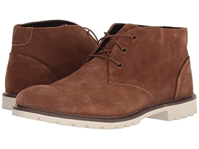 Rockport Sharp and Ready Chukka (Tobacco) Men