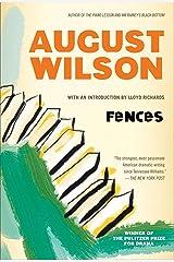 Fences (Plume) Paperback