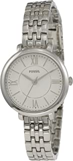 Womens Jacqueline Small Stainless Steel ES3797