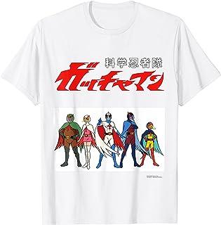 ガッチャマン Tシャツ C Tシャツ