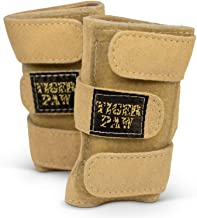 Tiger Paws Gymnastics Wrist Supports (Sand; Small)