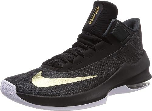 Nike Air MAX Infuriate 2 Mid, zapatos de Baloncesto para Hombre