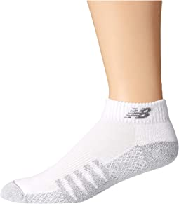 Basic Runner No Show Socks 2-Pair