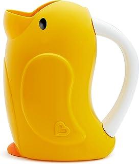 Munchkin Duckling Bath Rinser (38220), Yellow