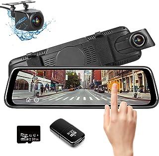 WDR detecci/ón de Movement WiFi grabaci/ón en Bucle azdome A305/C/ámara de voiture/ée enregistreurs de conducci/ón 2,45/1080P Full HD 170/Gran Angular Dashcam con capteur-g