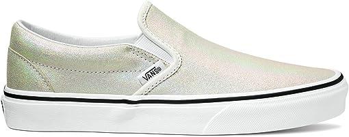 (Prism Suede) Metallic/Blanc de Blanc
