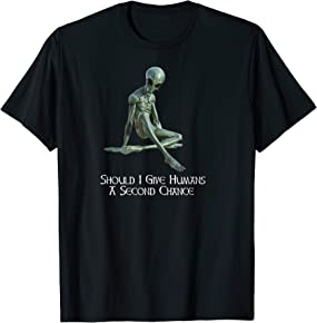 Funny Alien T-Shirt