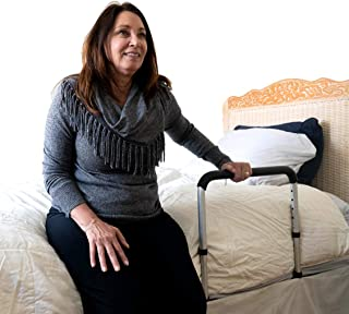 Portable Couch & Bed Standing Aid for Seniors by STAND A ROO - NO Assembly Required -Stand Assist for Elderly, Disabled and Expecting Mothers - Medical Grade Materials