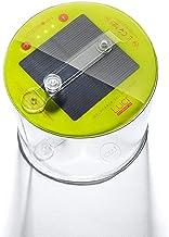 MPOWERD Luci Outdoor 2.0 - نور خورشیدی بادی، پاک کردن پایان، Strap قابل تنظیم