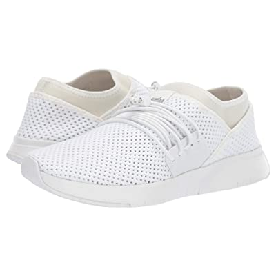 FitFlop Air Mesh Lace-Up (Urban White/White) Women