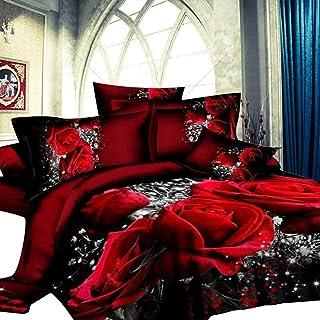 Suchergebnis Auf Amazon De Fur Rote Rosen Bettwasche Sets Bettwaren Bettwasche Kuche Haushalt Wohnen