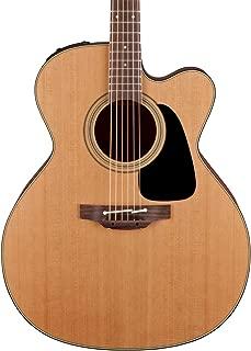 Takamine Pro Series 1 Jumbo Cutaway Acoustic-Electric Guitar Natural