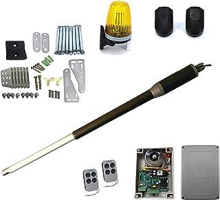 comprar comparacion Kit de automatización de puerta batiente 2 puertas motor abridor eléctrico 24 V 220 V