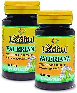 Valeriana 400 mg. 50 cápsulas (Pack 2 unid.)