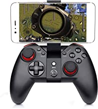 Momen Mobile Gaming Controller Bluetooth Wireless Gamepad Joystick for Android Smartphone Windows PC PS3 VR TV Box
