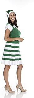 Ugly Christmas Sweater Dress Xmas for Women Cute (Reg and Plus Size)