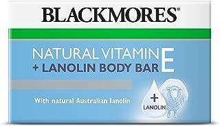 Blackmores Natural E + Lanolin Body Bar (100g)
