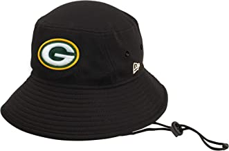 New Era 100% Authentic, NWT, Green Bay Packers Bucket Hat Black
