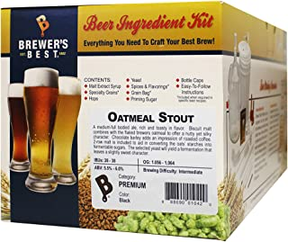 Oatmeal Stout Beer Ingredient Kit