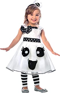 Infants Cute Ghost Dress and Headband, 12-24 mos - 2 pcs.