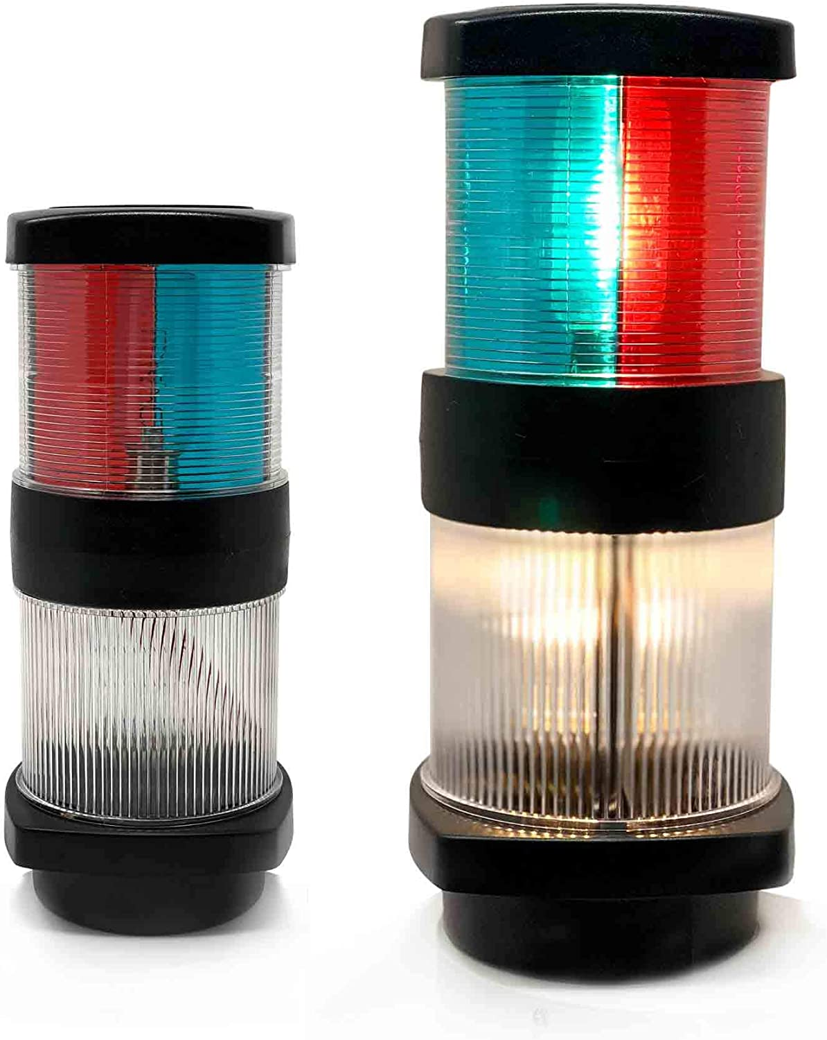 Five Oceans Masthead Tri-Color Anchor All Round Navigation Boat Light