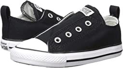 54128c637e9 Converse kids chuck taylor all star street ox slip toddler youth ...