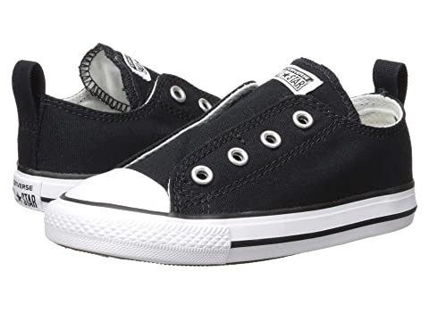 Converse Kids Chuck Taylor® All Star® Core Slip (Infant Toddler) at ... 2ee3ff9a7