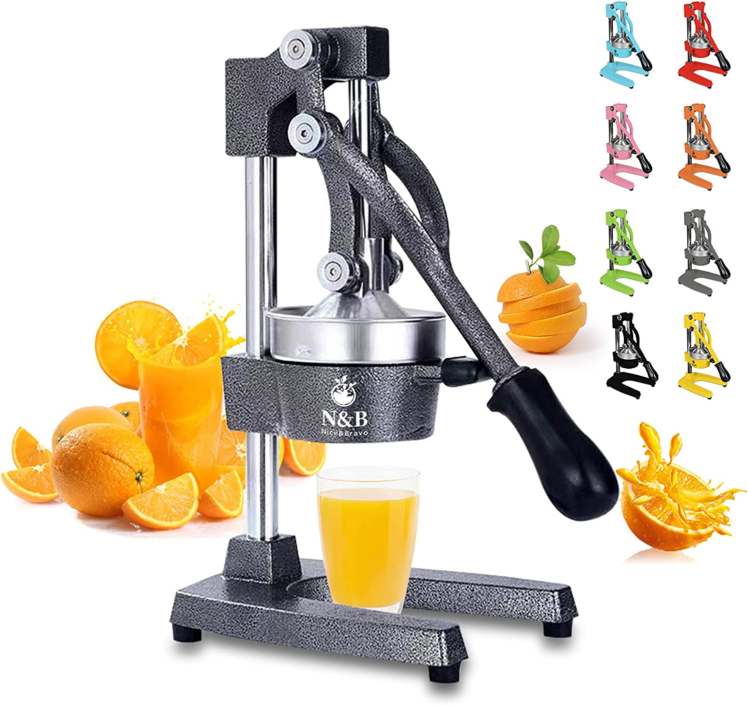Professional Max 85% OFF Commercial Grade Recommended Hand Juicer Citrus Manual Or Press