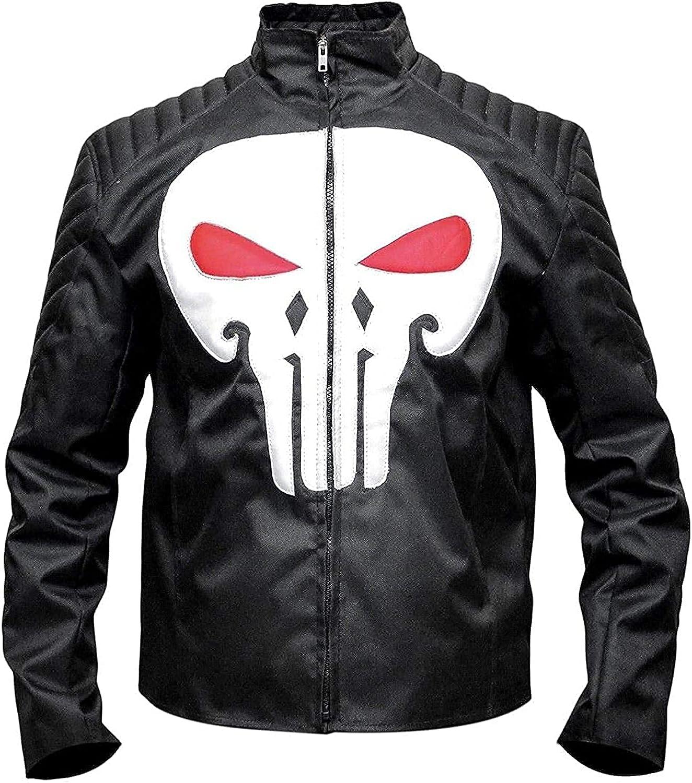 Punisher Season 2 John Bernthal Leather